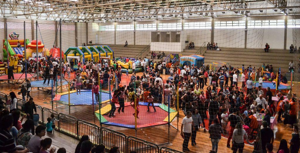 Festa da Criança é sucesso de público